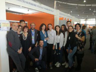 Il team del Rutelli a OrientaSicilia 2019