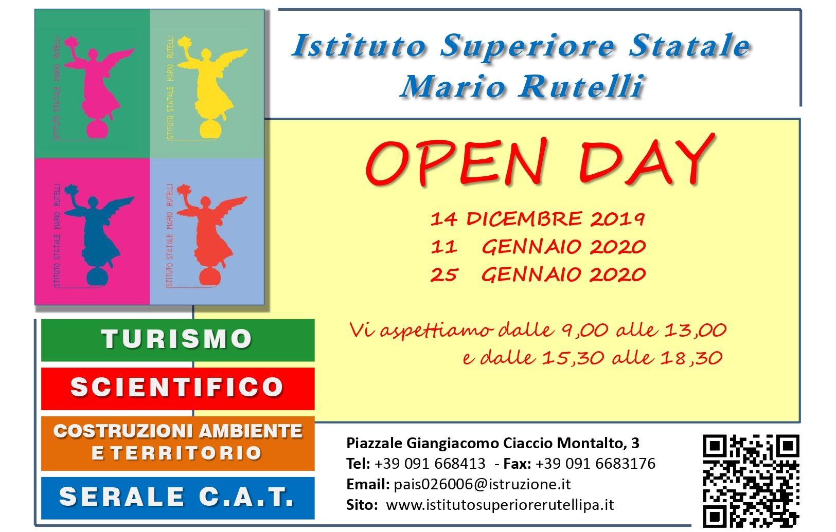 invito open day