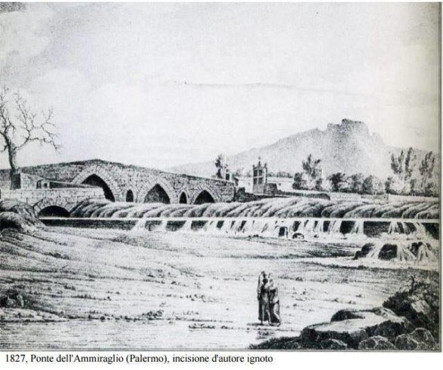 ponte ammiraglio
