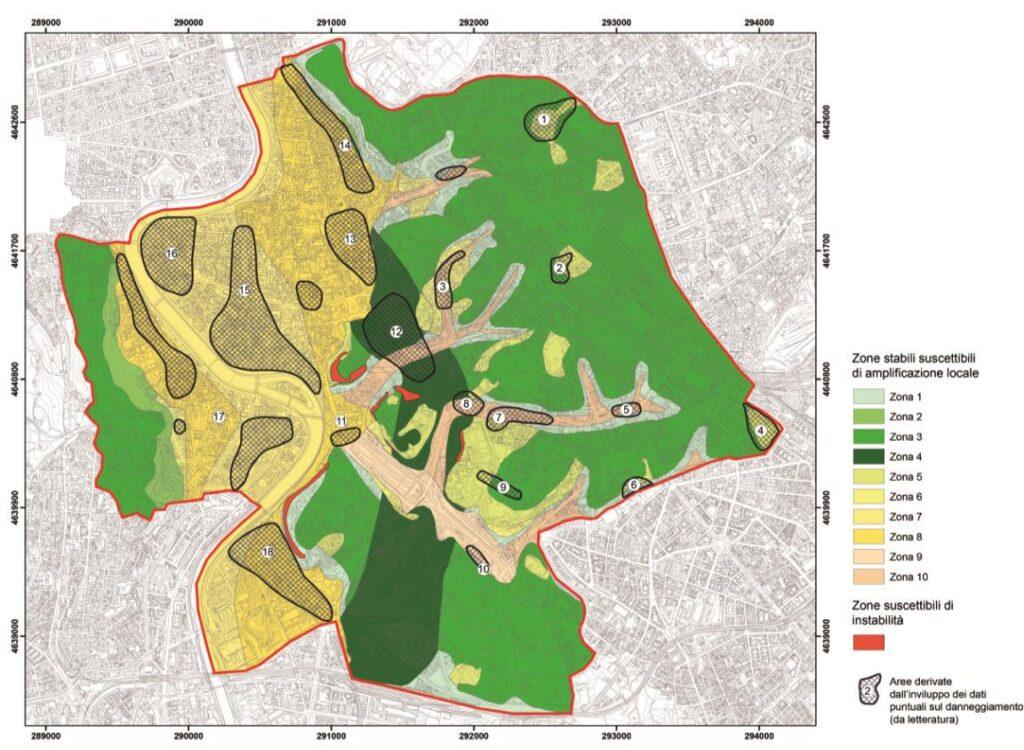 zonizzazione GIS