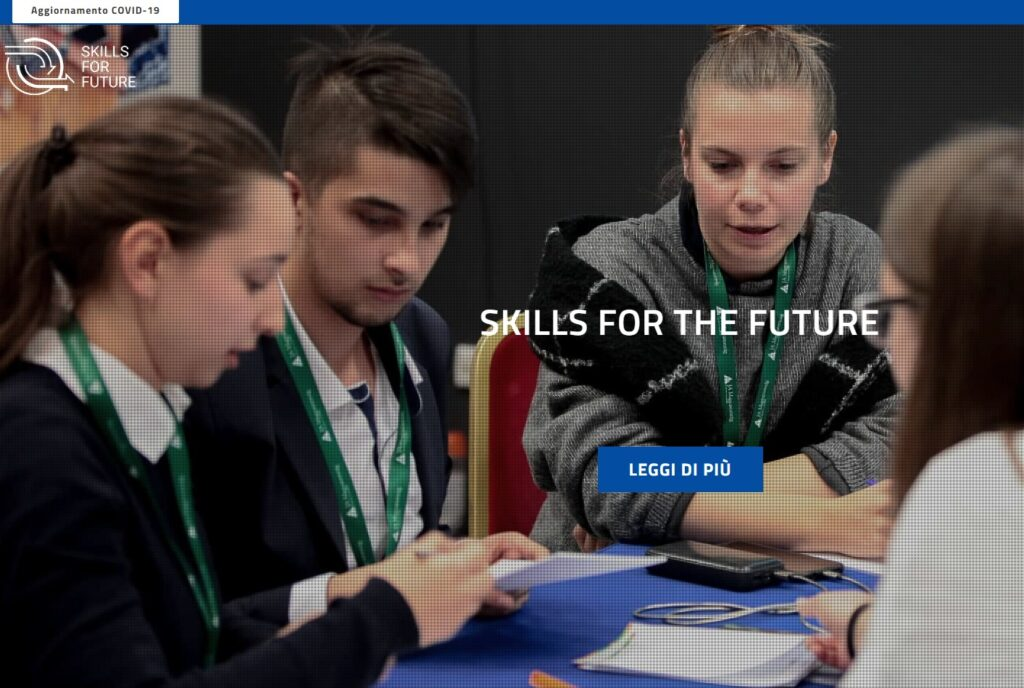 Skills for the future programme